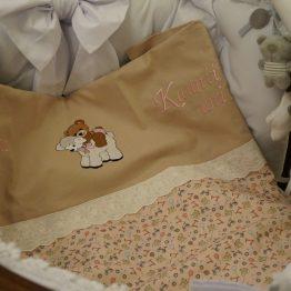 vauvan pussilakanasetti